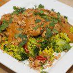 Pittige kip met broccoli 19