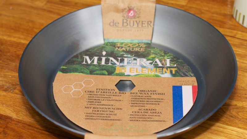 De buyer mineral b review
