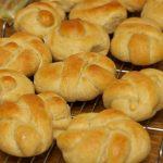 Zachte witte broodjes 34