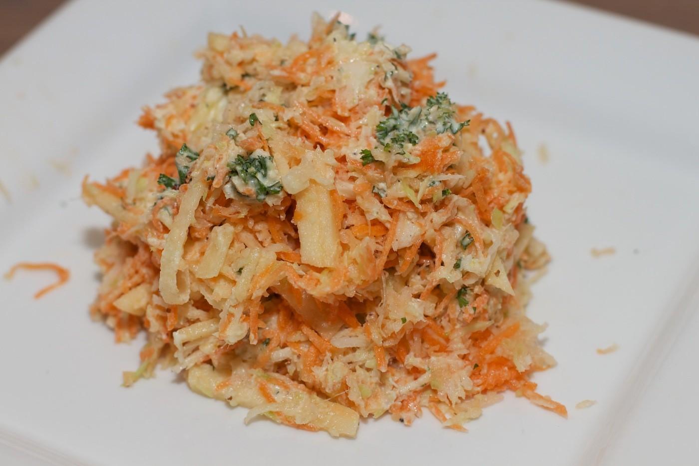 Koolsalade (coleslaw)