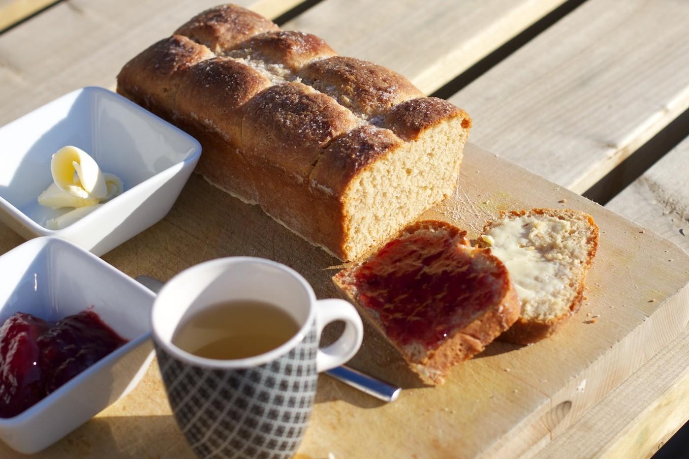 Brioche (zoet Frans brood)