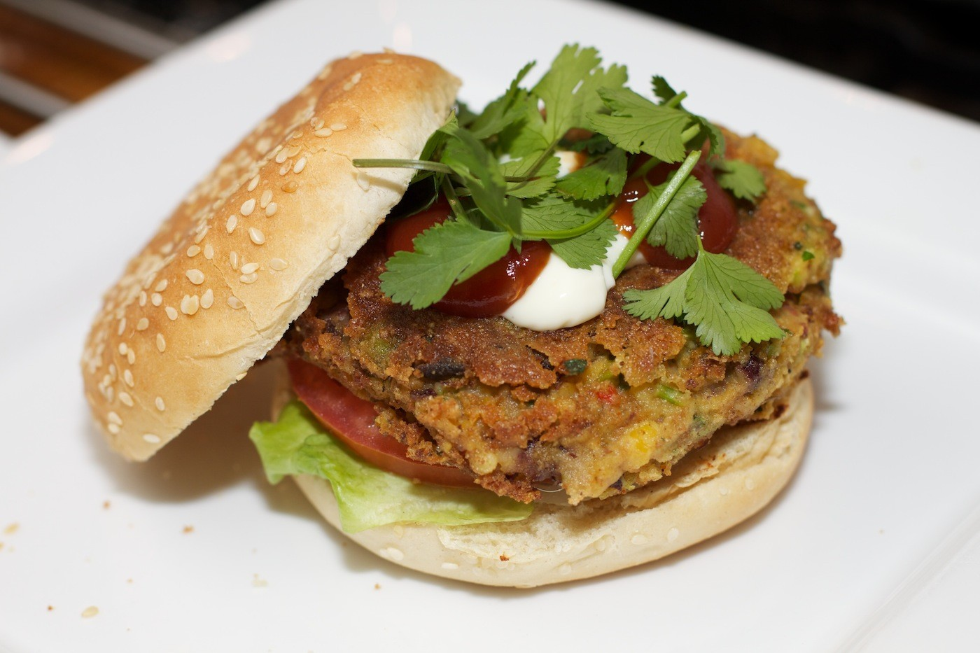 Mexicaanse Chili-burger