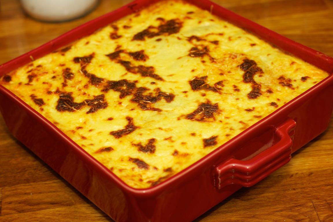Griekse Moussaka recept