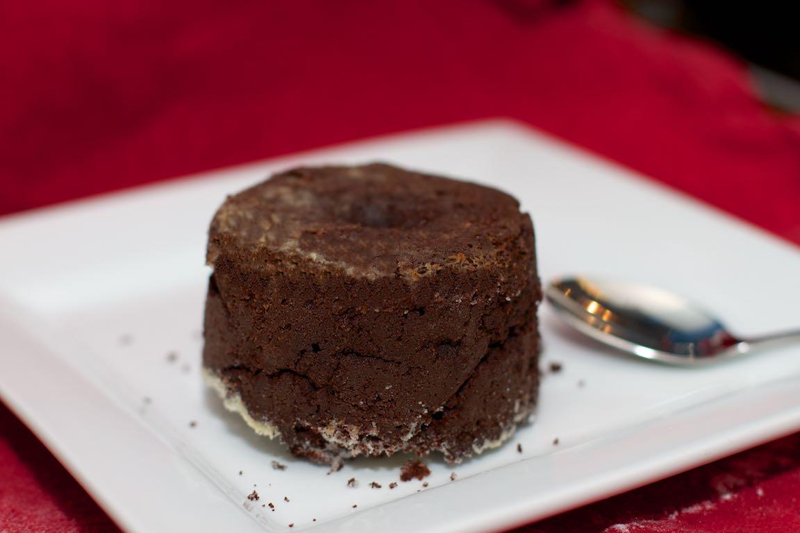 Chocoladesoufflé recept