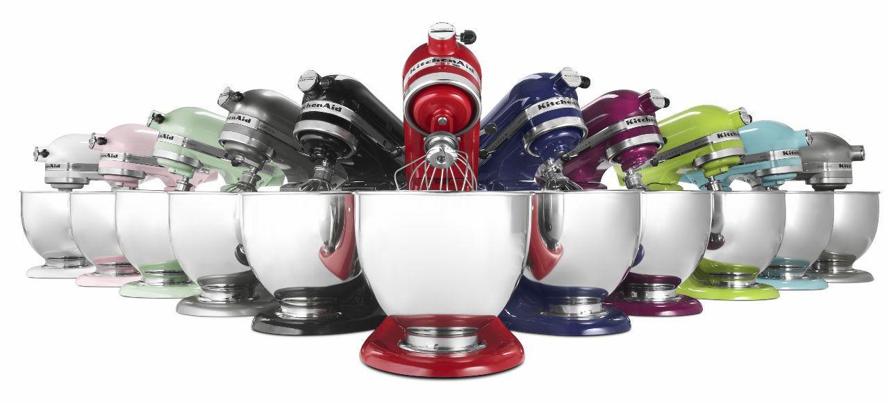 KitchenAid Artisan kleuren