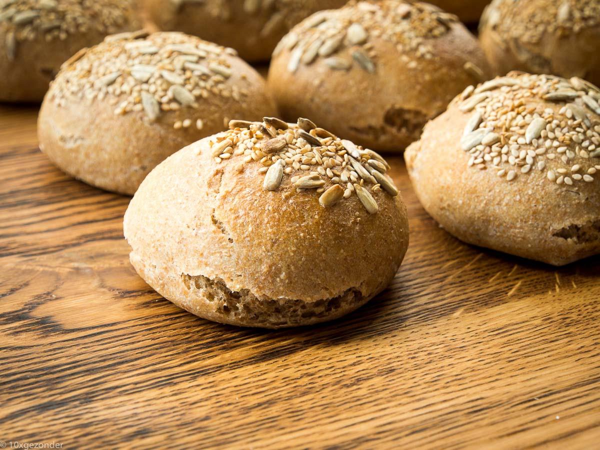 Recept voor harde bruine bolletjes