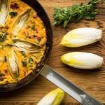 Spaanse tortilla met chorizo en witlof-26